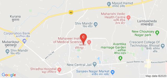 School Of Energy & Environment Management, Abbas Nagar, Gandhi Nagar, Bhopal, Madhya Pradesh, India