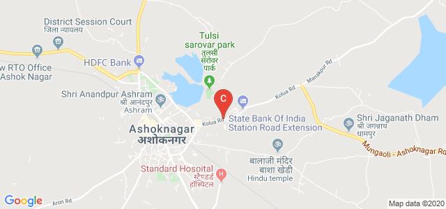 Kolua Road, Shankar Colony, Ashoknagar, Madhya Pradesh, India