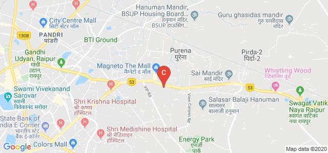 Chhattisgarh Kamdhenu Vishwavidyalaya, City Mall Rd, Vishal Nagar, Raipur, Chhattisgarh, India