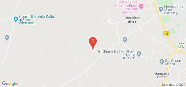 Maulana Azad University Jodhpur, Jodhpur, Rajasthan, India