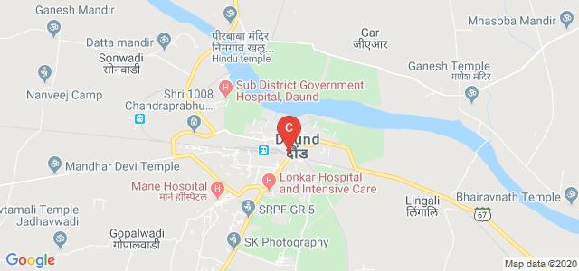 Daund, Pune, Maharashtra, India