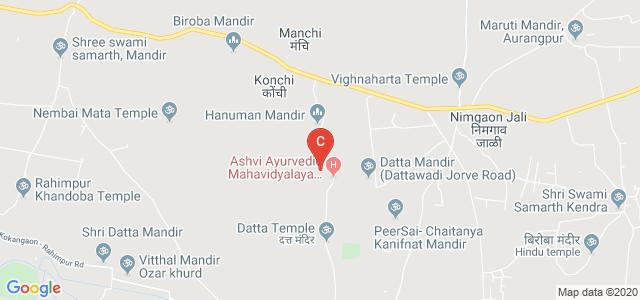 Ashvin College of Pharmacy, Ahmednagar, Maharashtra, India