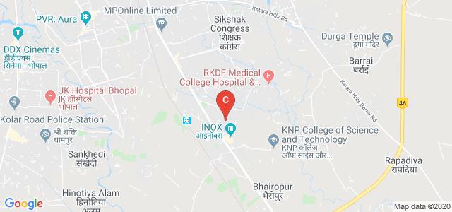 Sarvepalli Radhakrishnan University Bhopal, Hoshangabad Road, Near Nissan Motors, Misrod, Bhopal, Madhya Pradesh, India