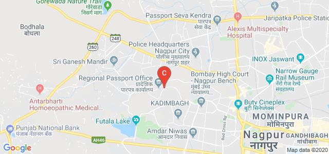 Seminary Hills, Nagpur, Maharashtra 440006, India