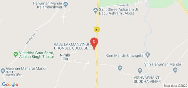 RAJE LAXMANSINGH BHONSLE COLLEGE OF PHARMACY, Akola, Maharashtra, India