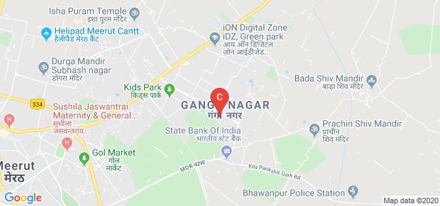 IIMT University, Mawana Rd, O Pocket, Ganga Nagar, Meerut, Uttar Pradesh, India