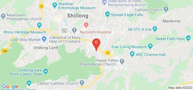 Indian Institute of Management Shillong, Jingkieng, Nongthymmai, Shillong, Meghalaya, India