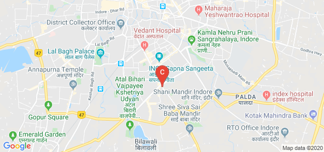 Institute of Management Studies, Davv Takshila Parisar, Indore, Madhya Pradesh, India