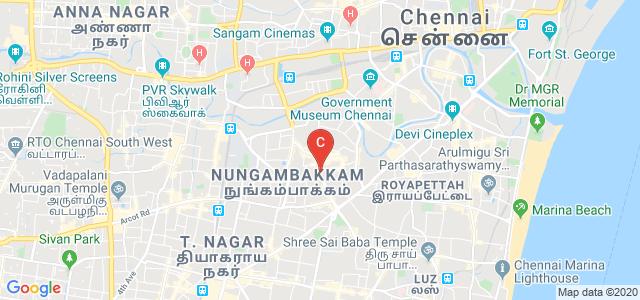 M.O.P Vaishnav College for Women, IV Lane, Nungambakkam High Road, Thousand Lights West, Thousand Lights, Chennai, Tamil Nadu, India