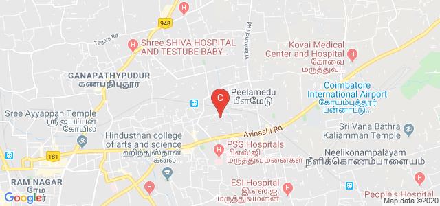 GRG School of Management Studies, Peelamedu, Coimbatore, Tamil Nadu, India