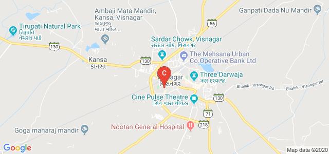 Manish Institute of Management, Parishram Society, Visnagar, Mehsana, Gujarat, India