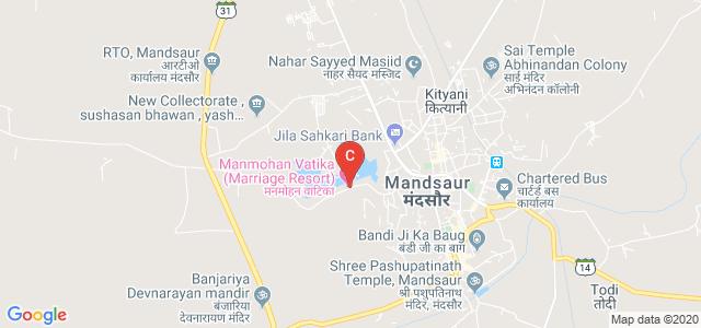 Mandsaur university, Rewas Dewda Road, Mandsaur, Madhya Pradesh, India