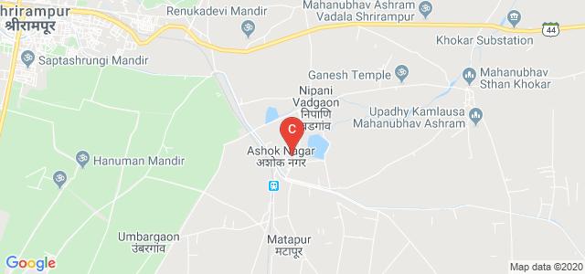 Ashok Institute of Engineering & Technology, Polytechnic, Ashok Nagar, Ahmednagar, Maharashtra, India