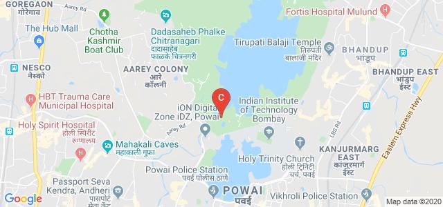 National Institute of Industrial Engineering, Vihar Lake Road, Near The Residence Hotel, NITIE Admin Block, Goregaon East, Mumbai, Maharashtra, India