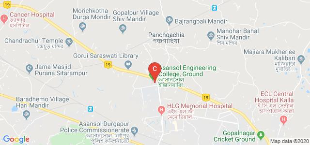 Asansol Engineering College, Kalyanpur, Asansol, West Bengal, India