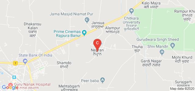 Aryans College of Engineering, Rajpura, Punjab, India
