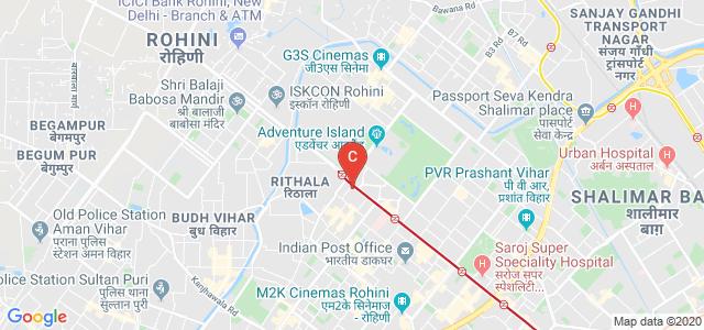Jagan Institute of Management Studies - JIMS Rohini, Institutional Area, Sector 5, Rohini, New Delhi, Delhi, India