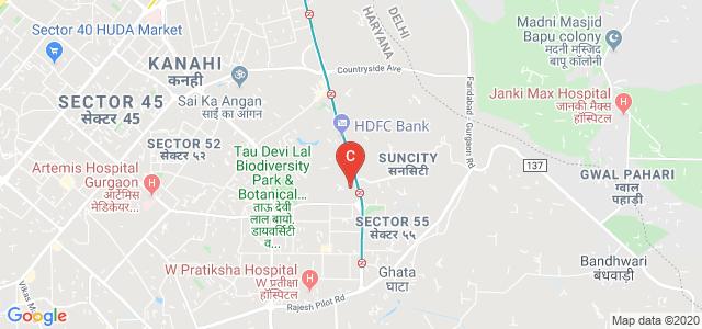 IILM University, 1, Knowledge Center, Golf Course Road, IILM Institute, Sector 53, Gurugram, Haryana, India