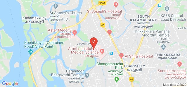 Amrita School of Business, Amrita Nagar, Edappally, Kochi, Kerala, India