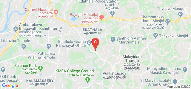 MES College for Advanced Studies, Edathala, Aluva, Kerala, India
