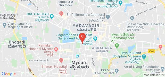 Yuvaraja's College, K.G Koppal, Chamrajpura, Mysore, Karnataka, India