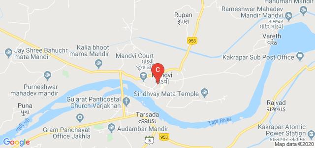 The Mandvi Education Society Institute of Computer Studies, Mandvi, Gujarat, India