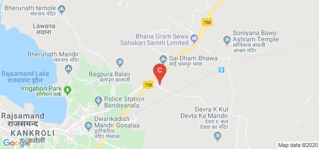 Shree Dwarkadheesh Institute of Managemen, Kankroli - Rajsamand, Rajasthan, India