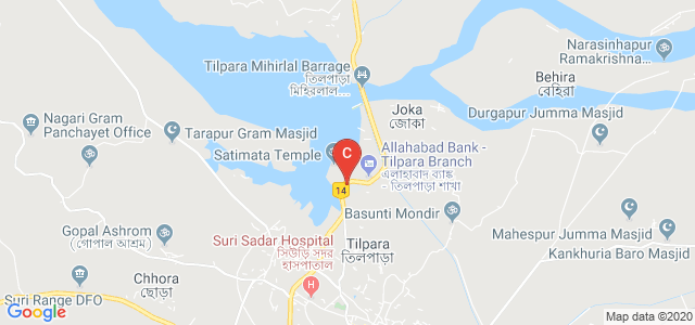 Sree Ramkrishna Shilpa Vidyapith, Kamalpur, Birbhum, West Bengal, India