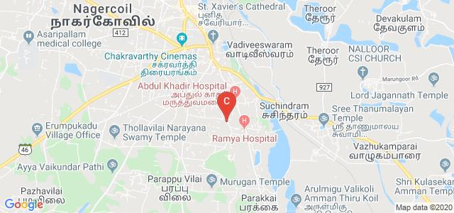 Arignar Anna College, Main Road, Vetha Nagar, Aralvaimozhi, Kanyakumari, Tamil Nadu, India