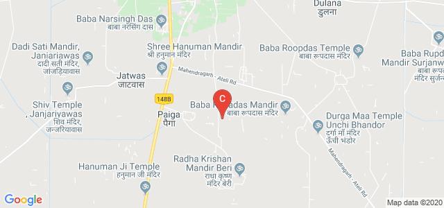 Rao Jai Ram Degree College, Bundebaj Nagar, Haryana, India