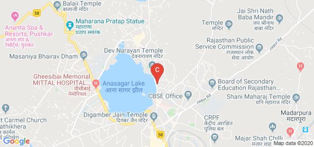 Star Infotech College, Gaurav Path, Mali Mohalla, Ajmer, Rajasthan, India