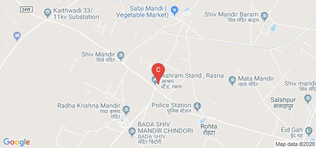 Shri Shaligram Sharma Smarak (P.G.) College, Rasna, Meerut, Uttar Pradesh, India
