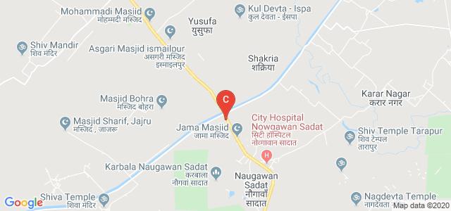 Sahas Degree College, Naugawan Sadat, Nai Basti, Naugawan Sadat, Amroha, Uttar Pradesh, India