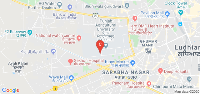 Punjab Agricultural University, Ludhiana, Punjab, India