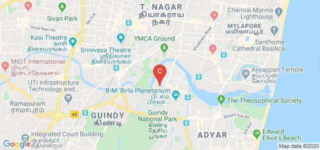 Madras School Of Economics, Gandhi Mandapam Road, Behind Government Data Center, Surya Nagar, Kotturpuram, Chennai, Tamil Nadu, India