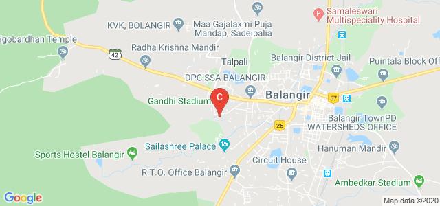 Rajendra College, Bolangir, Balangir, Odisha, India