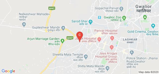 BJS College Gwalior, Laxmi Gunj Rd, Samadhiya Colony, Gol Pahariya, Gwalior, Madhya Pradesh, India
