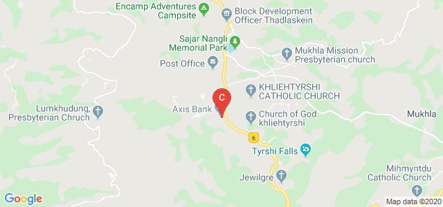 Northeast Adventist College, Thadlaskein, Meghalaya, India