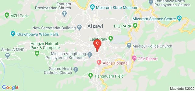 Government Aizawl College, MG Road, Sikulpuikawn, Aizawl, Mizoram, India