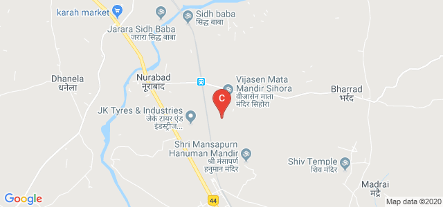 Banmore Road, Tighara, Morena, Madhya Pradesh 476444, India