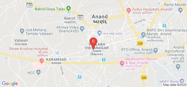Vallabh Vidya Nagar, Anand, Gujarat, India