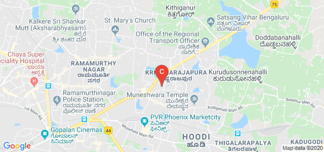 Silicon City College, Nisarga Layout, Chikkabasavanapura, Krishnarajapura, Bangalore, Karnataka, India