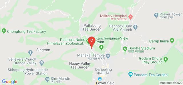 Darjeeling Government College, Lebong Cart Road, Richmond Hill, Darjeeling, West Bengal, India