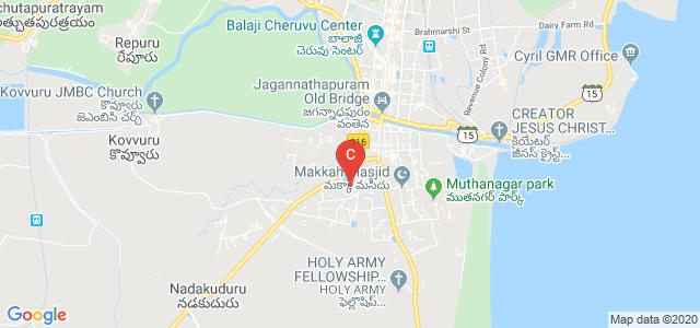 Turangi, Kakinada, Andhra Pradesh, India