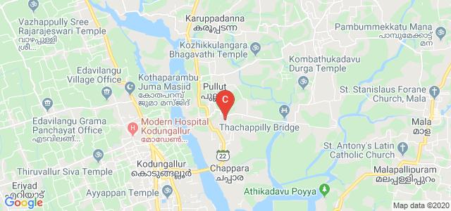 K.K.T.M. Govt. College (Kodungallur), Trichur, Kerala, India