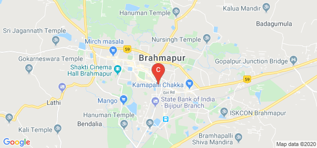 Khallikote Autonomous College, Sundar Nagar, Brahmapur, Odisha, India