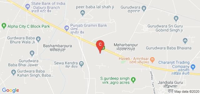 ACET AMRITSAR I Amritsar Group of Colleges I Engineering College in Amritsar, National Highway 3, Meharbanpur, Punjab, India