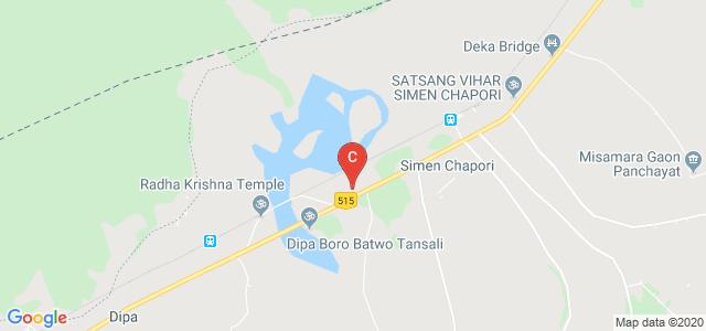 Dhemaji Polytechnic, Simen Chapori, Dhemaji, Assam, India