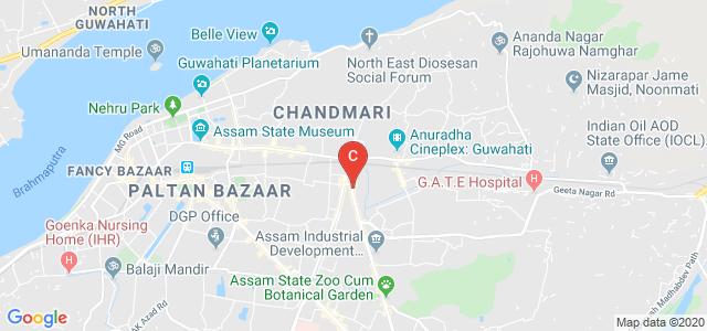 GCC centre of Management Studies, Guwahati, Assam, India