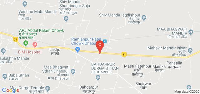 Ganga Global Institute of Management Studies, National Highway 31, opposite Ganga Global Institute of Teacher Education, Ramzanpur, Bihar, India